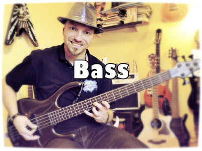 bass musiklessons hp
